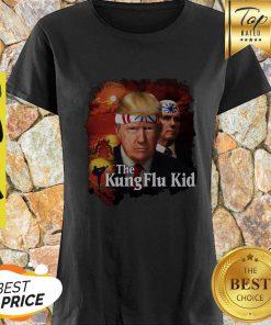 Official Trump Kung Flu Kid Shirt