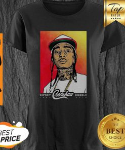 Rip Nipsey Hussle Crenshaw My Idol Since I Saw It On Mall Shirt