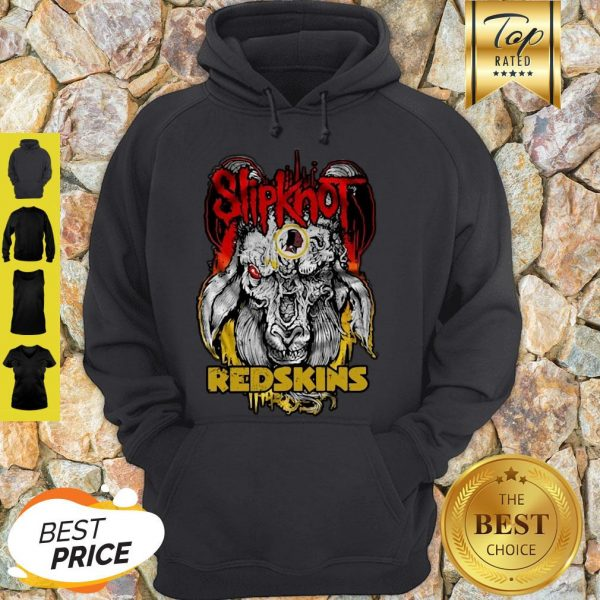 Slipknot Goat Washington Redskins Hoodie