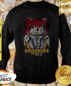 Slipknot Goat Washington Redskins Sweatshirt