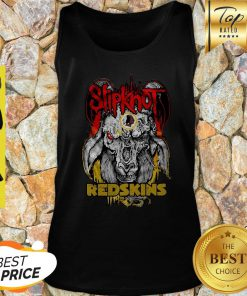 Slipknot Goat Washington Redskins Tank Top