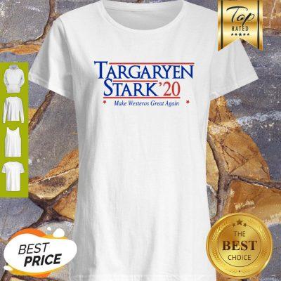 Targaryen Stark 20 Make Westeros Great Again Shirt