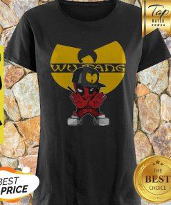 Wu-Tang Clan Hip Hop Tiny Deadpool Shirt