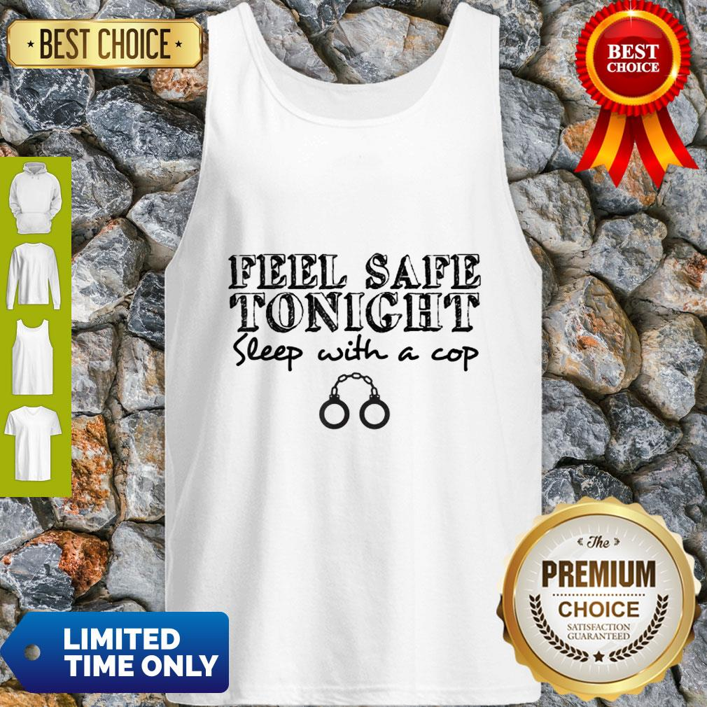Funny Gifts For Policeman Wife Gifts For Cop Women Policemen Tank Top