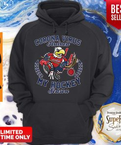 Washington Capitals Coronavirus Ruined My Hockey Season Hoodie