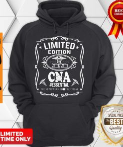 Limited Edition 2020 CNA Essential The Year When Shit Got Real COVID-19 Hoodie