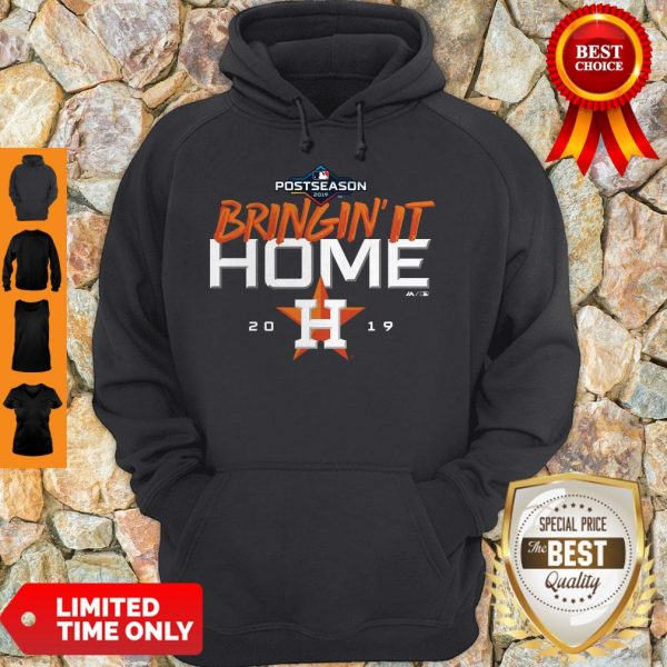 Official Houston Astros Bring It Home 2019 Hoodie