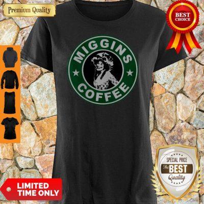 Mrs. Miggins Pie Miggins Coffee Shirt
