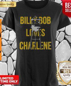 Official Billy Bob Loves Charlene Shirt