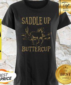 Official Horse Saddle Up Buttercup Shirt