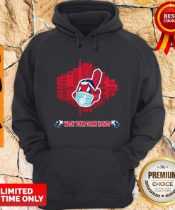 Official Wash Your Damn Hands Cleveland Indians Hoodie