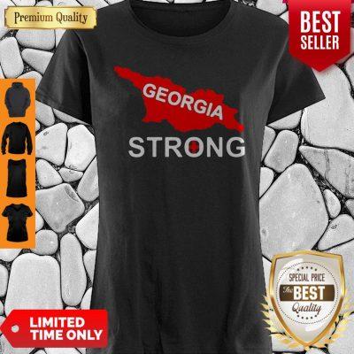 Official Georgia Strong Shirt