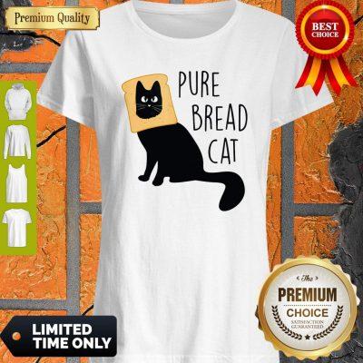 Perfect Pure Bread Cat Funny Shirt