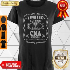 Limited Edition 2020 CNA Essential The Year When Shit Got Real COVID-19 Shirt