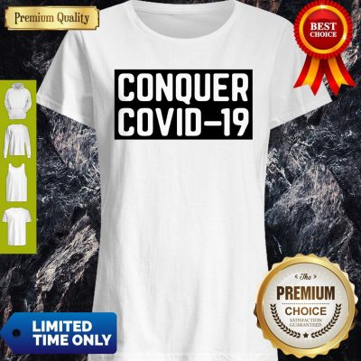 Original Conquer COVID-19 2020 Quarantine Shirt