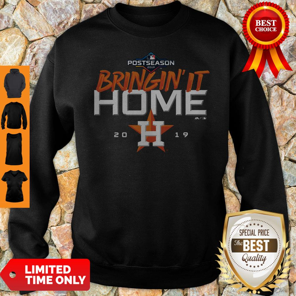 Official Houston Astros Bring It Home 2019 Sweatshirt