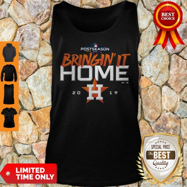 Official Houston Astros Bring It Home 2019 Tank Top