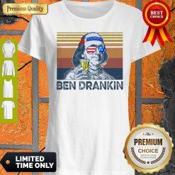 Good Ben Drankin Shirts