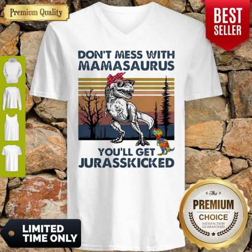 Good Don't Mess With Mamasaurus Youll Get Jurasskicked Autis