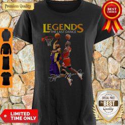 Good Legends The Last Dance Michael Jordan Shirt