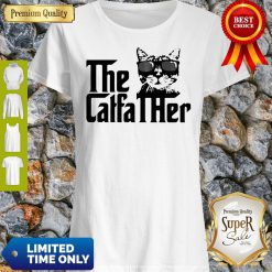 Nice Cat The Caffa Ther Shirt