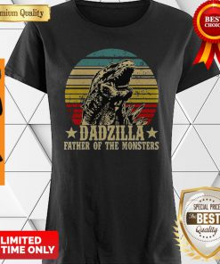 Official Gorilla Dadzilla Father Of The Monsters Shirt