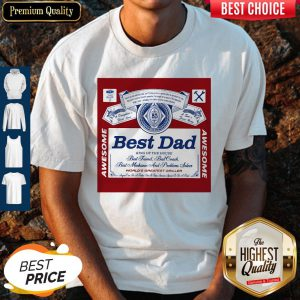 Perfect Best Dad King Of The House Shirt