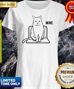 Nice Mine Computer Cat Shirt