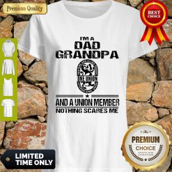 Funny International Union Of Painters And Allied Trades I'm Dad Grandpa Shirt