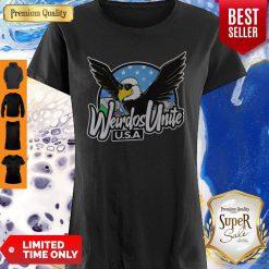 Good Eagles Weirdos Unite U.S.A Shirt