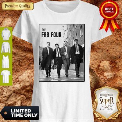Official Star Trek The Fab Four Shirt