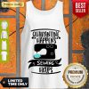 Official Quarantine Happens Sewing Helps Mask Covid-19 Tank Top