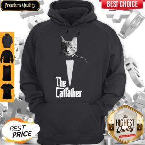 Top The Cat Father Hoodie