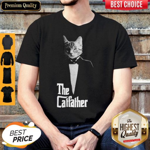 Top The Cat Father Shirt