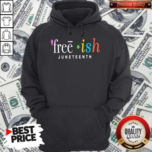 Pretty Freeish Juneteenth Hoodie