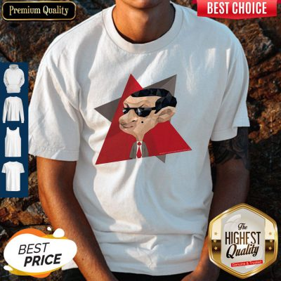 Pretty Mr Bean Animation Shirt