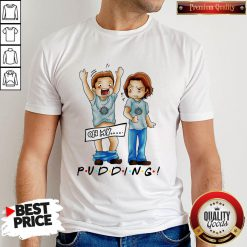 Sweet Sam And Dean Winchester Oh My Pudding Supernatural Shirt