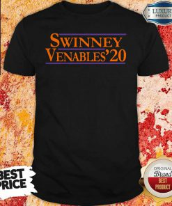 Top Swinney Venables' 20 Shirt