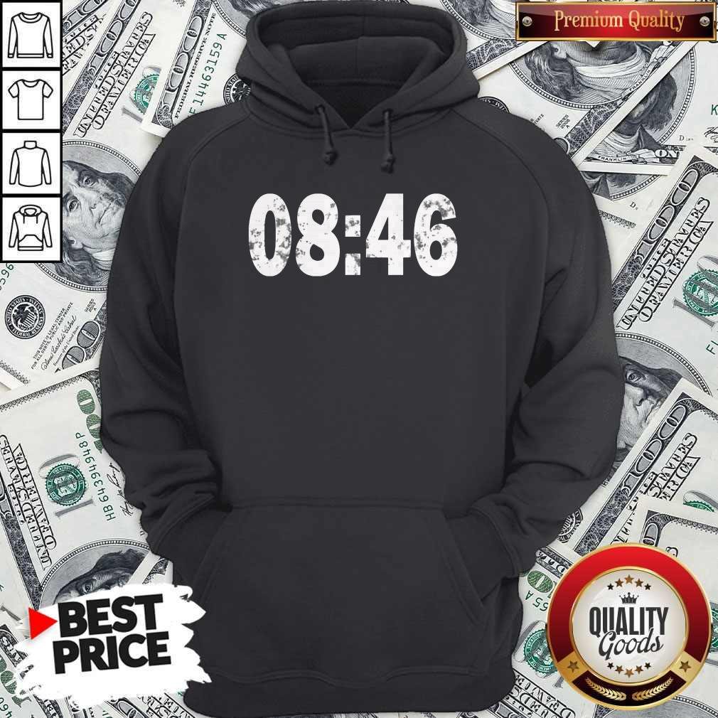 Good 0846 I Can't Breathe BLM Protest Hoodie