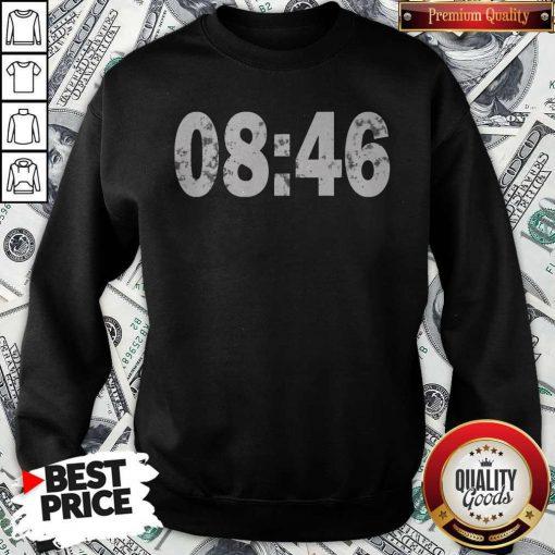 Good 0846 I Can't Breathe BLM Protest Sweatshirt