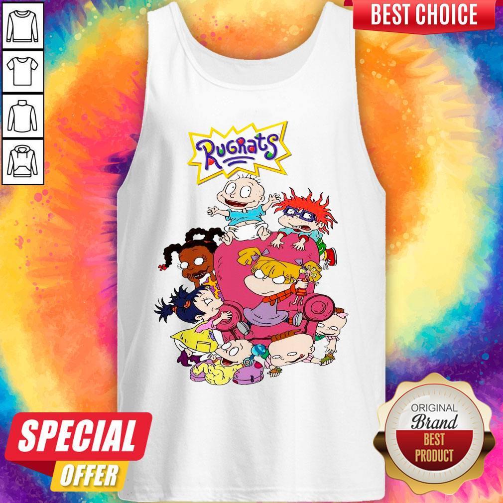 Good Rugrats Natural Wonder Men's Graphic Tank Top