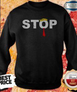 Hot Donald Trump Stop Hate Sweatshirt