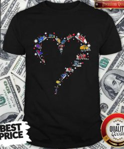 Official I Want To Have Trucker Love Shirt