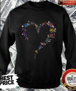 Official I Want To Have Trucker Love Sweatshirt