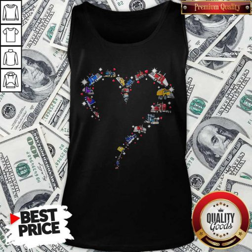 Official I Want To Have Trucker Love Tank Top