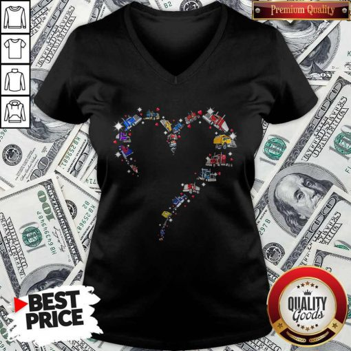 Official I Want To Have Trucker Love V-neck