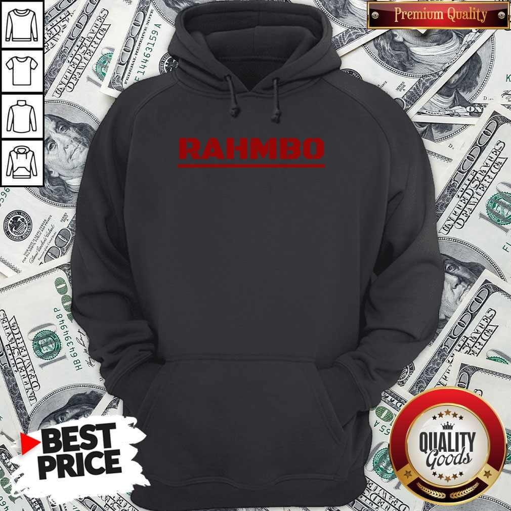 Official Rahmbo Golf Official Hoodie
