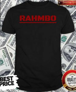 Official Rahmbo Golf Official Shirt