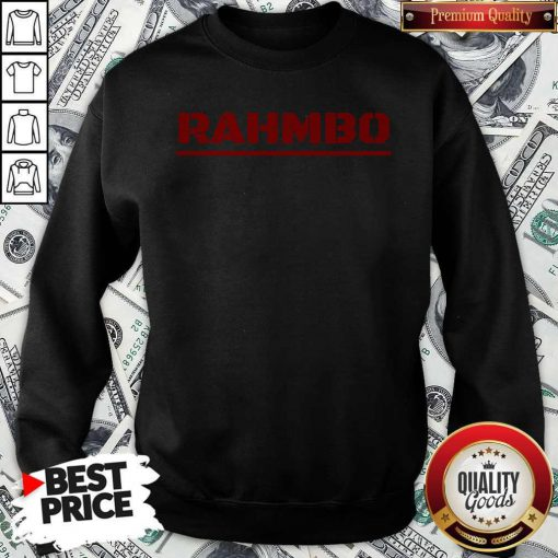 Official Rahmbo Golf Official Sweatshirt