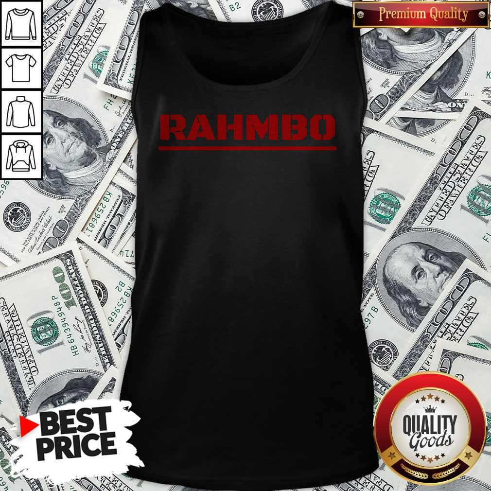 Official Rahmbo Golf Official Tank Top